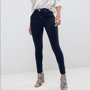 Asos High Waisted Jeans